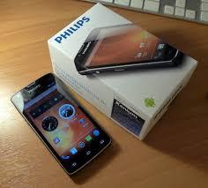 Обзор смартфона Philips Xenium W8510 ...
