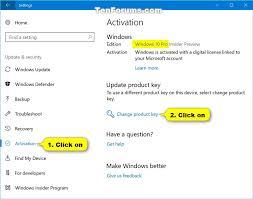 Upgrade Windows 10 Pro To Windows 10 Enterprise Tutorials