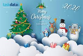 Taskdata wishes <b>Merry Christmas</b>! | TaskData