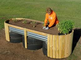 over 20 ways how and where you can create a raised bed fresh