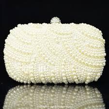 Light In The Box Handbags Handbag Satin Crystal Rhinestone Metal Imitation Pearl