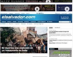 Clonan con contenido malicioso página de el salvador.com | Noticias de El  Salvador - elsalvador.com