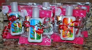 Gift Ideas For Friends Christmas With Others Xmas Gifts Lotion And Lipgloss  2010 008