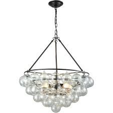 full size of living engaging round glass ball chandelier 6 trendy 10 cuvee oil rubbed bronze