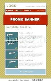 Three Column Newsletter Template 4 Page Newsletter Template 3 Column Inside Page 4 Page Newsletter
