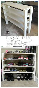 Best 25+ Shoe rack organization ideas on Pinterest | Shoe rack ...