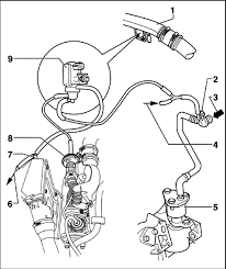 1999 Audi A4 Engine Diagram
