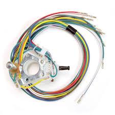 scott drake c8sz 13341 a mustang turn sig switch wiring fixed col 68 1982 Jeep Cj7 Turn Signal Wiring scott drake turn signal switch wiring fixed column 1968 Jeep CJ7 Wiring Schematic