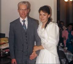 Norma Richter with her husband. She was his second of eventual ...