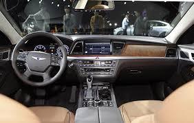 hyundai genesis interior.  Hyundai 2015 Hyundai Genesis Interior In Interior