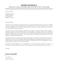 Sample Cover Letter For Real Estate Job Sample Cover Letter For