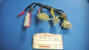honda 500 f collection on s76 genuine honda 1971 71 cb500 500 four front sub wiring harness 32105 323