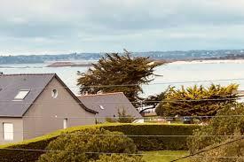 maison contemporaine en bord de mer avec jardin lancieux 22