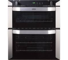 built under double ovens cheap built under double ovens deals belling bi70g gas built under double oven stainless steel