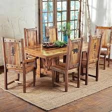 excellent distressed dining room table rectangular square reclaimed wood distressed dining room chairs ideas