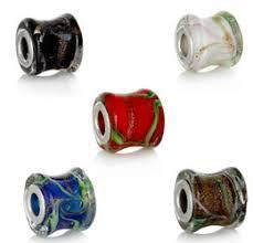 lwork beads jewelry making canada european charm lwork gl beads drum mixed