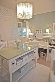 home office craft room ideas. 20 Beautiful Home Offices   Bright Bold And Office Craft Room Ideas
