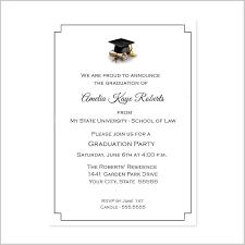 Formal Graduation Announcement Formal Graduation Announcement