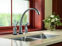 Delta Ashton Kitchen Faucet Complete Your Kitchen With The Delta Kitchen Faucets Designwallscom