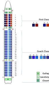 Boeing 757 Seating Chart Us Airways Boeing 757 Seating Chart Airline Seating Layout Maps And