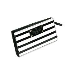home kate spade stacy wellesley patent leather stripe wallet thumbnail to zoom found
