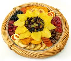 large 68oz fruit gift basket