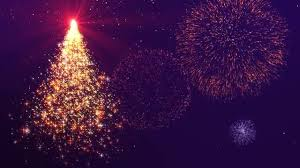 New Year Backgrounds Xmas New Year Background Animation Stock Motion Graphics