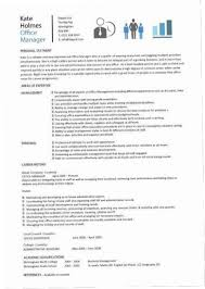 Office Manager Sample Resume Stunning Resume For Office Manager DJV48 Office Manager Cv Sample DUTV