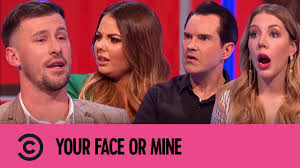 Lea Reveals Wade's Cheating Past | Your Face Or Mine 6 - YouTube