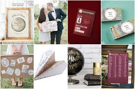 20 Top Travel Themed Wedding Ideas Affordable Stealworthy