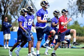 What To Watch For At 2017 Los Angeles Rams Rookie Minicamp