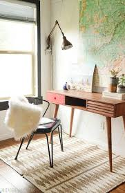 cool home office ideas retro. Best Mid Century Desk Ideas On Pinterest Retro Cool Home Office