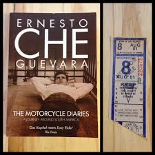 ernest che guevara guevara the motorcycle diaries a journey  ernest che guevara guevara the motorcycle diaries a journey around south america