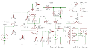 vacuum tube direct interface vacuum tube di schematic click to expand into new window