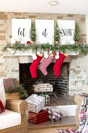 christmas living room decorating ideas. Exellent Christmas Three Words Stockings Presents In Christmas Living Room Decorating Ideas J