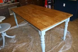 winsome farm table legs farmhouse