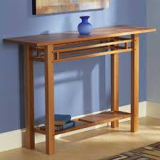 B Easy And Elegant Entry Hall Table