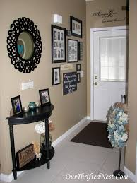 home entrance table. Small Entryway Table Ideas Wonderful Decorating Opportunities That Shouldn\u0027t Be Ignored See More About Entry Decorations, Entrance And Home