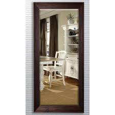 Long Mirrors For Bedroom Floor Mirror Mirrors Wall Decor Decor The Home Depot