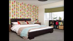 Moderne Schlafzimmer Tapeten Youtube
