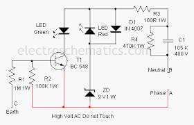 fault indicator circuit earth fault indicator circuit
