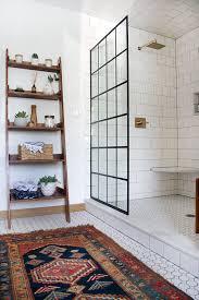 vintage bathroom doors. Fine Doors Shower Door From Lowes Modern Vintage Bathroom Reveal  Brepurposed Throughout Doors R