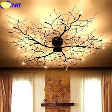 tree branch chandelier branch chandelier lighting modern branch chandelier globe creative black metal twig ceiling lamp tree branch chandelier