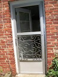 aluminum screen door. We Need A Fun 50s Screen Door. Can\u0027t Quite Find Those At Home Depot. :( Aluminum Door