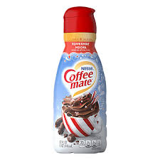Coffee mate original powder creamer 35 3 oz canister nutrition facts eat this much. Coffee Mate Coffee Creamer Liquid Peppermint Mocha 32 Fl Oz Safeway