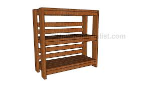 this step by step diy project is about garden storage shelves plans free this backyard project features detailed instructions regarding the construction of