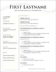 Downloadable Resume Formats Resume Format For Job In Best Resume ...