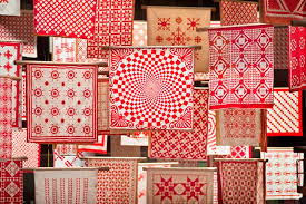 Photo Gallery : Infinite Variety: Three Centuries of Red and White ... & Infinite Variety: Three Centuries of Red and White Quilts Adamdwight.com