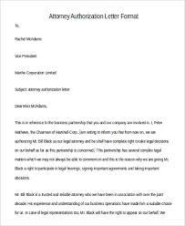 55 Authorization Letter Samples Pdf Doc Sample Templates