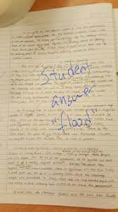 flood mastertuition student essay flood